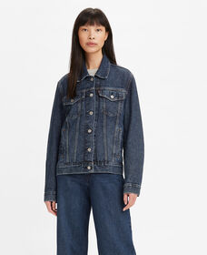 Levi's® WellThread™ Adjustable Trucker Jacket
