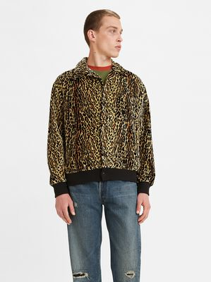 Levi's® Vintage Clothing Button Through Fleece