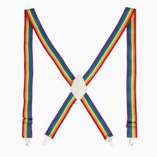 Pride Suspenders