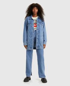 Levi's® x GANNI Trucker Dress
