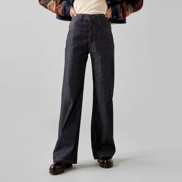 Levi's® x karla High Rise Wide Leg Jean