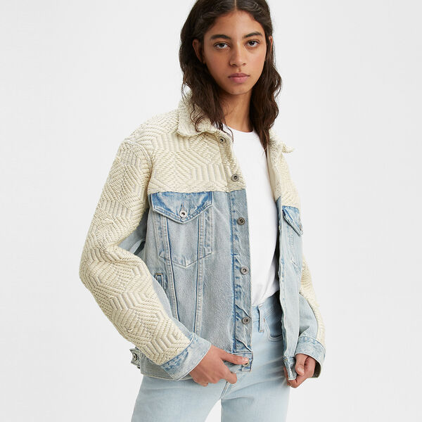 Levi's® Made & Crafted® Oversized Type III Trucker Jacket