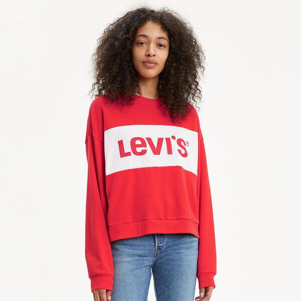 Madison Crewneck Sweatshirt