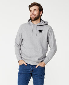 Workwear Relaxed Graphic Hoodie