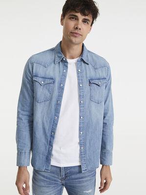 Barstow Denim Western Shirt
