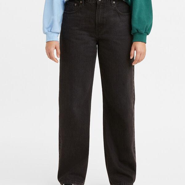 Loose Straight Pants