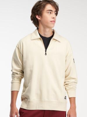 Levi's® Skate New Quarter Zip Pullover