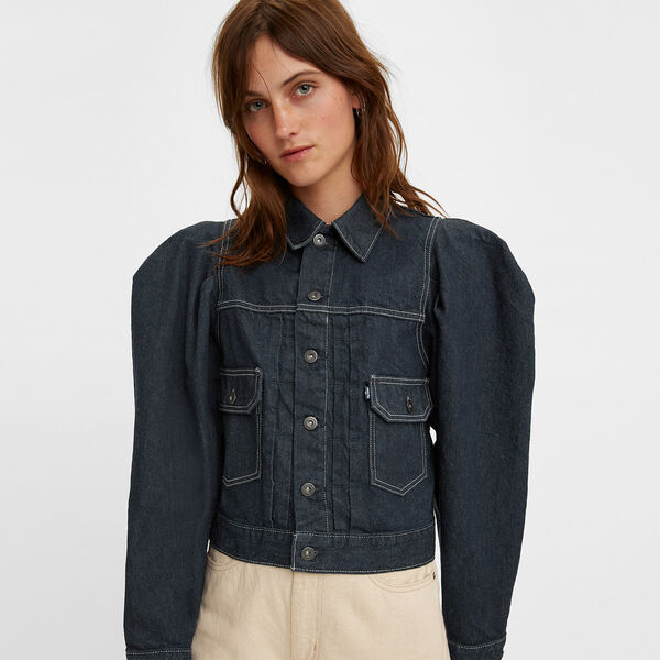 Levi's® Made & Crafted® Angel Sleeve Trucker Jacket