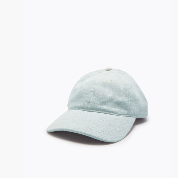 Recycled Denim Baseball Cap