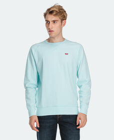 Chest Logo Crewneck Sweatshirt