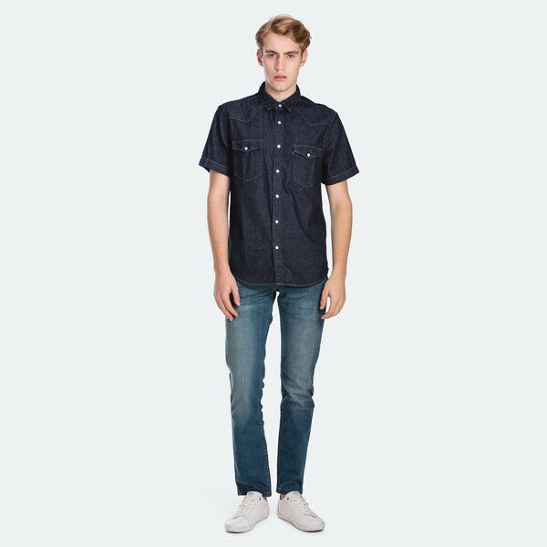 Short Sleeve Classic Western Shirt