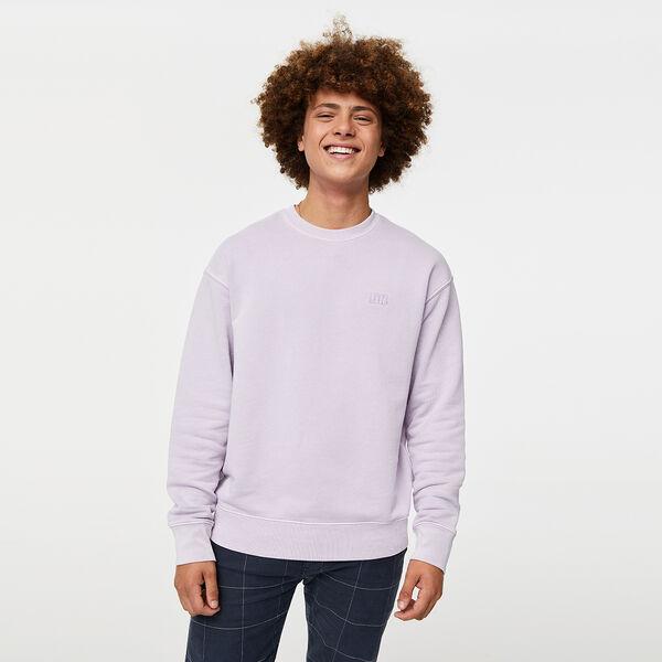 Authentic Logo Crewneck Sweatshirt