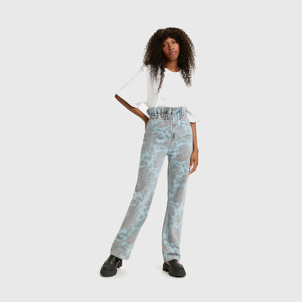 Levi's® x GANNI Cinched High Loose Jeans