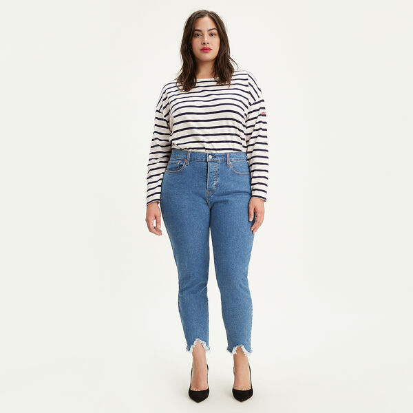 Wedgie Fit Jeans (Plus Size)