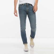 512™ Slim Taper Fit Warp Stretch Selvedge Jeans