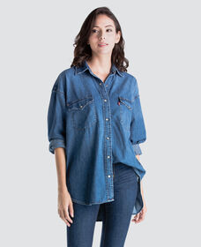 7d39bc4b530 Women s Iconic Denim Shirts From Levi s® Australia And Updated Styles.