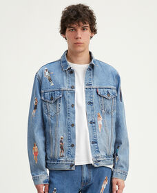 Levi's® x Stranger Things Vintage Fit Trucker Jacket