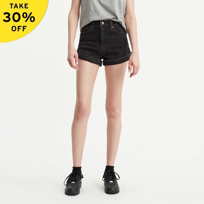 Mom A-Line Shorts