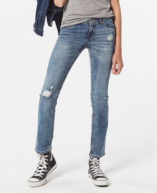 Girls (7-16) 711 Skinny Fit Jeans
