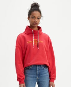 Sadie Funnel Neck Sweatshirt