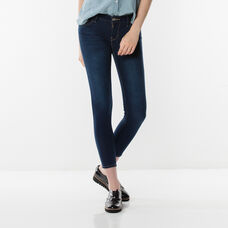 710 Super Skinny Cropped Jeans