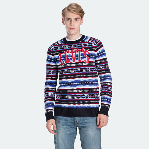 Holiday Crew Sweater