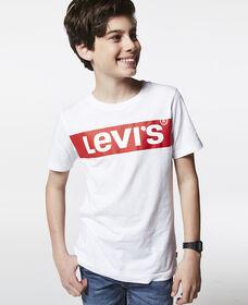 Boys Big Tab Graphic Tee Shirt