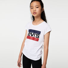 Girls 7‑16 Levi's® Sportswear Logo Tee Shirt