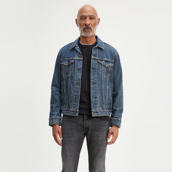 Levi's® Jacquard Trucker Jacket With Jacquard™ By Google