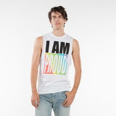 Pride Sleeveless Tee