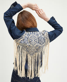 Levi's® Made & Crafted® French Fringe Trucker Jacket
