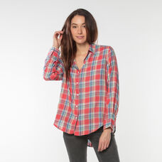 Sidney Button Back Shirt
