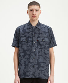 Levi's® x Justin Timberlake Short Sleeve Military Shirt