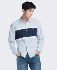 Colorblock Pacific No Pocket Shirt