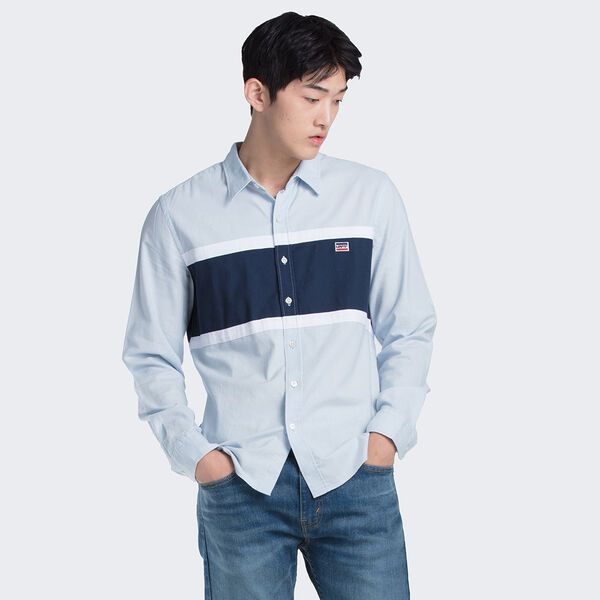 Colorblock Pacific No Pocket Shirt
