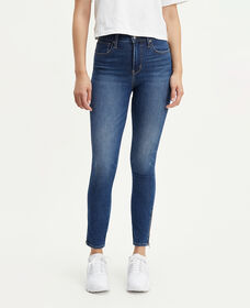 721 High Rise Ankle Zip Jeans