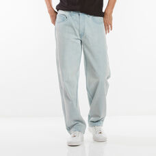 Silver Tab Baggy Jeans