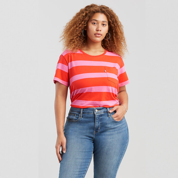 Pocket Tee (Plus Size)
