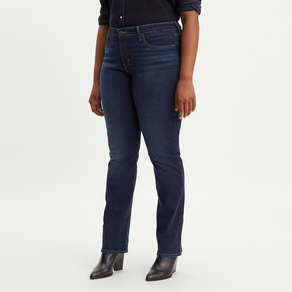 314 Shaping Straight Jeans (Plus Size)