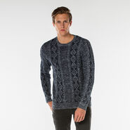 Fisherman Cable Crew Sweater