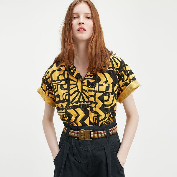 Levi's® x Stranger Things Aztec Printed Shirt
