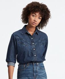 bae07251d2 Levi's® Australia Women's Shirts - Iconic Denim Shirts + More