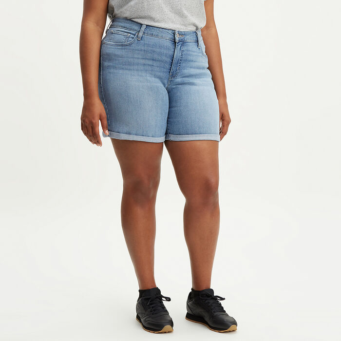 Shorts (Plus Size)