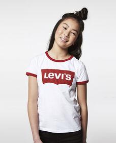 Girls 7-16 Levi's® Retro Ringer Tee