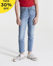 Big Girls (7-16) 501® Skinny Jeans