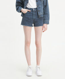 Levi's® x Stranger Things Ribcage Shorts