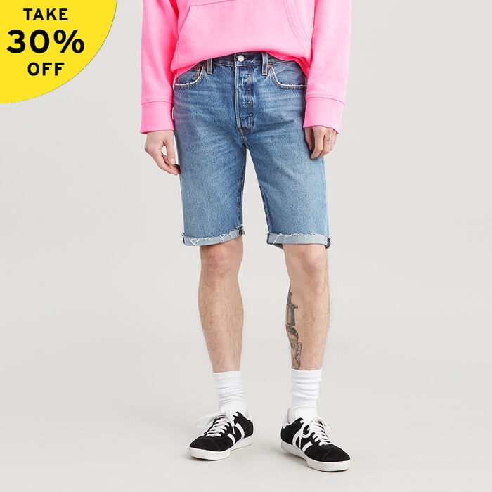 501® Original Cut-Off Shorts