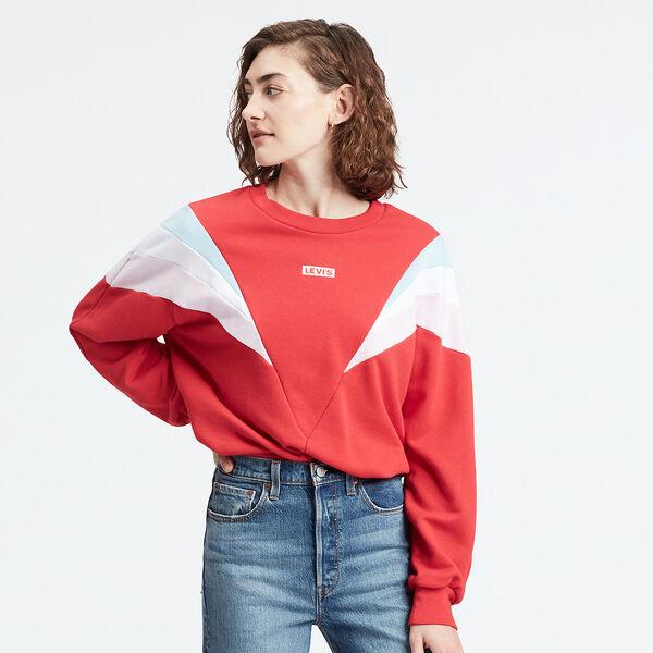 Florence Crew Sweatshirt