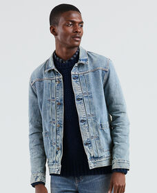 Levi's® Made & Crafted® Type 2 Worn Trucker
