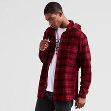 Levi's® x Justin Timberlake Oversized Hooded Worker Shirt